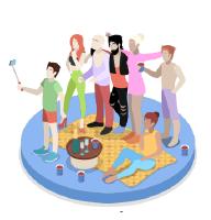 全国各地、いや、世界各国でSecond Communityを作っていくこと。