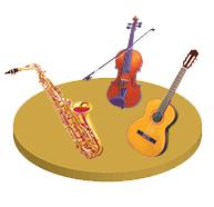 楽器物流のからくりを紐解き、世界中の音楽楽器をリアルプライスで販売する。
