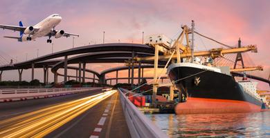 日本国内における配送管理、輸送手配