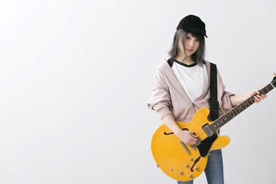 服を纏うように、音楽を愉しんでもらう音楽教室『音ガール』の経営