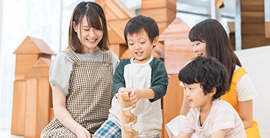 児童および保護者対応