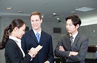 グローバル人材の採用も今後強化します。