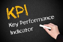 KPI、目標達成進捗のレポート